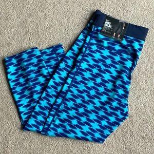 NIKE Relay crop leggings